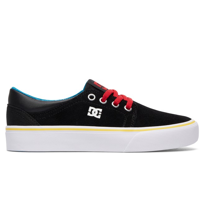 0 Trase - Shoes Black ADBS300138 DC Shoes