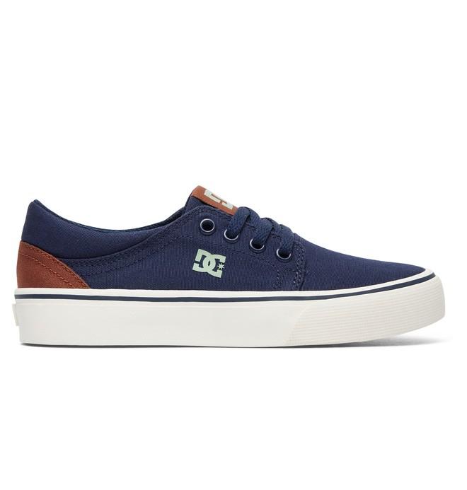 0 Trase - Scarpe Blue ADBS300138 DC Shoes