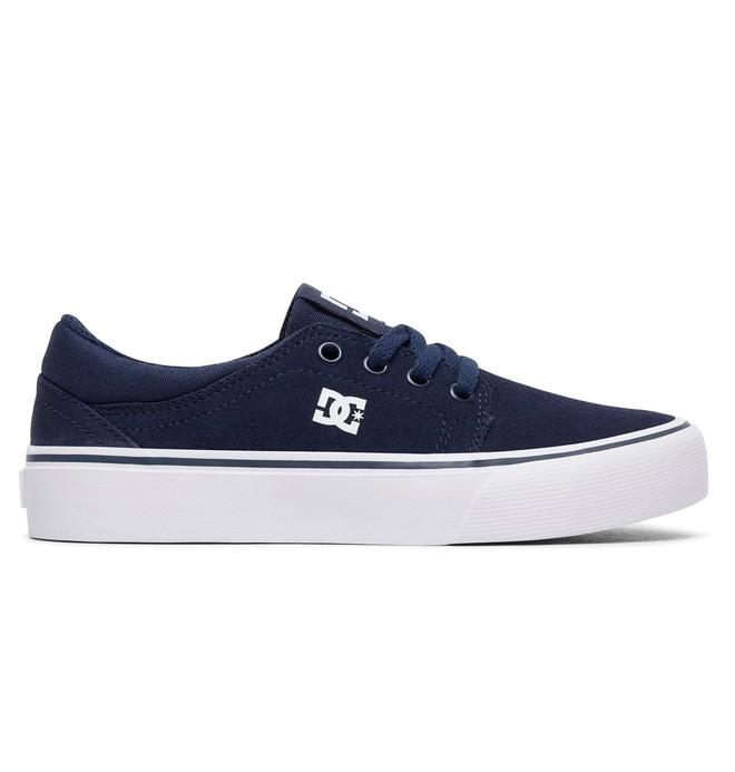 0 Trase - Baskets pour Garçon Bleu ADBS300138 DC Shoes