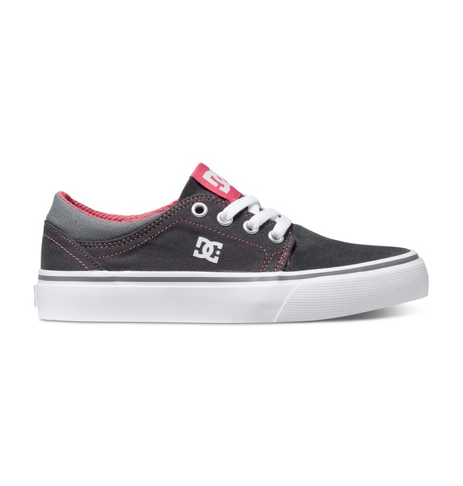 0 Kid's 8-16 Trase Low-Top Shoes  ADBS300139 DC Shoes