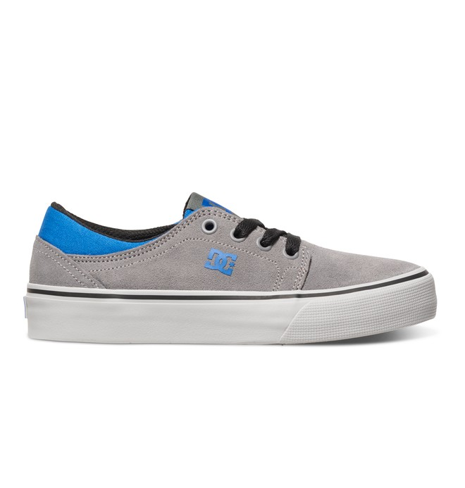 0 Trase - Low-Top Shoes Grey ADBS300139 DC Shoes