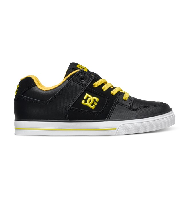 0 Boy's 8-16 Pure Elastic Shoes  ADBS300148 DC Shoes