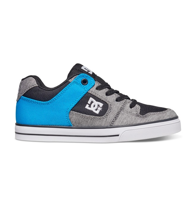 0 Boy's 8-16 Pure Elastic TX SE Low Top Shoes  ADBS300156 DC Shoes