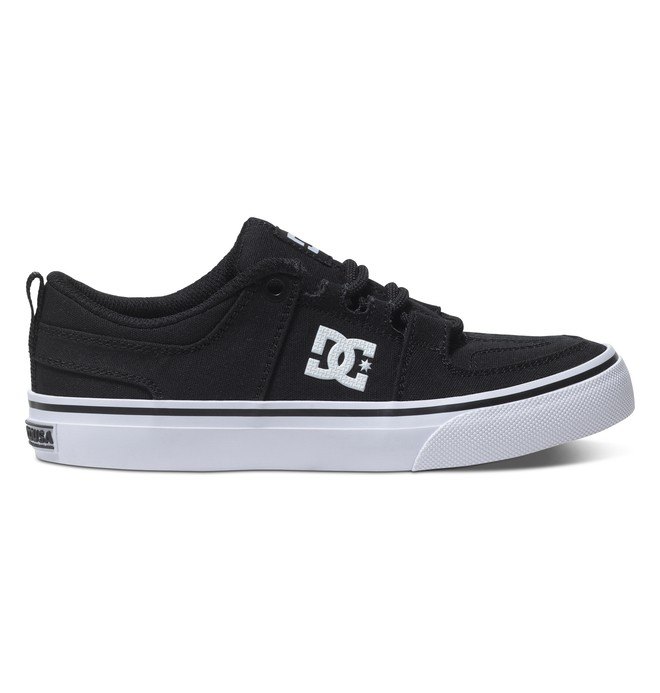 0 Boy's 8-16 Lynx Vulc TX Shoes  ADBS300165 DC Shoes