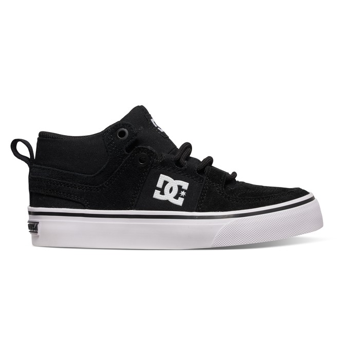 0 Niños 8-16 Zapato de Media Bota Lynx Vulc  ADBS300173 DC Shoes