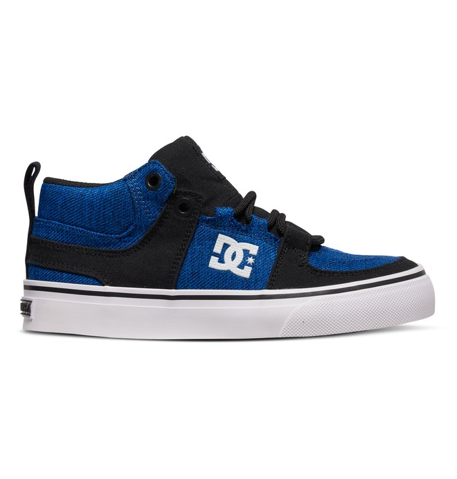 0 Boy's 8-16 Lynx Vulc TX SE Mid Top Shoes  ADBS300186 DC Shoes