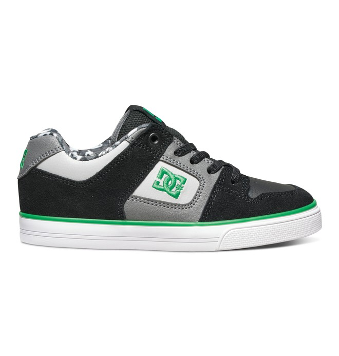 0 Boy's 8-16 Pure Elastic SE  Slip On Shoes  ADBS300222 DC Shoes