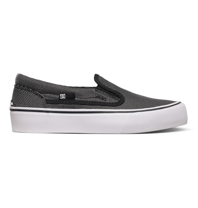 0 Trase Slip On Shoes  ADBS300243 DC Shoes