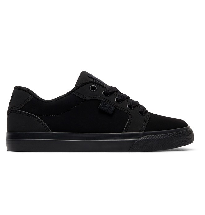 0 Zapatos Anvil Negro ADBS300245 DC Shoes
