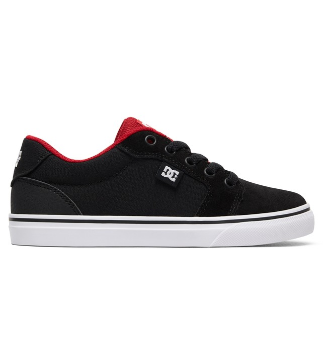 0 Anvil - Shoes Black ADBS300245 DC Shoes