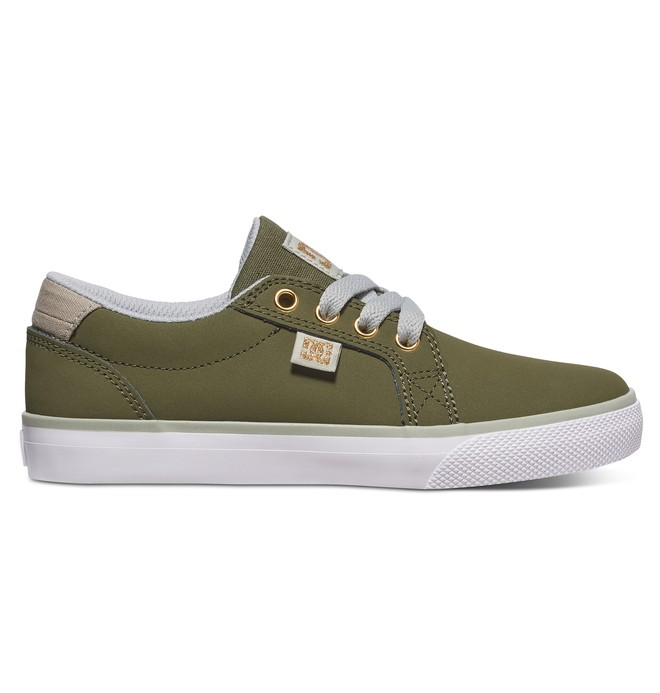 0 Boy's 8-16 Council Shoes  ADBS300247 DC Shoes