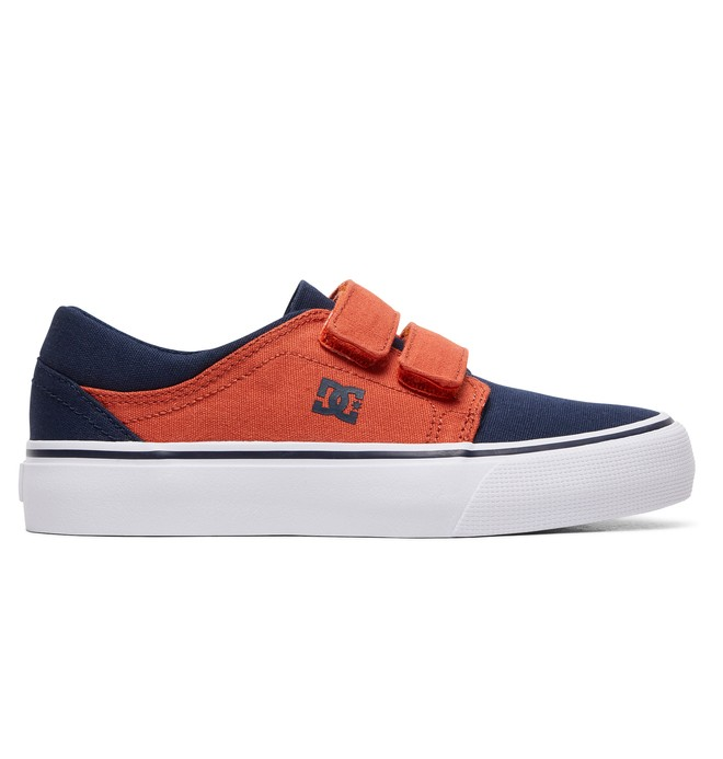 0 Kid's Trase V Shoes Blue ADBS300253 DC Shoes