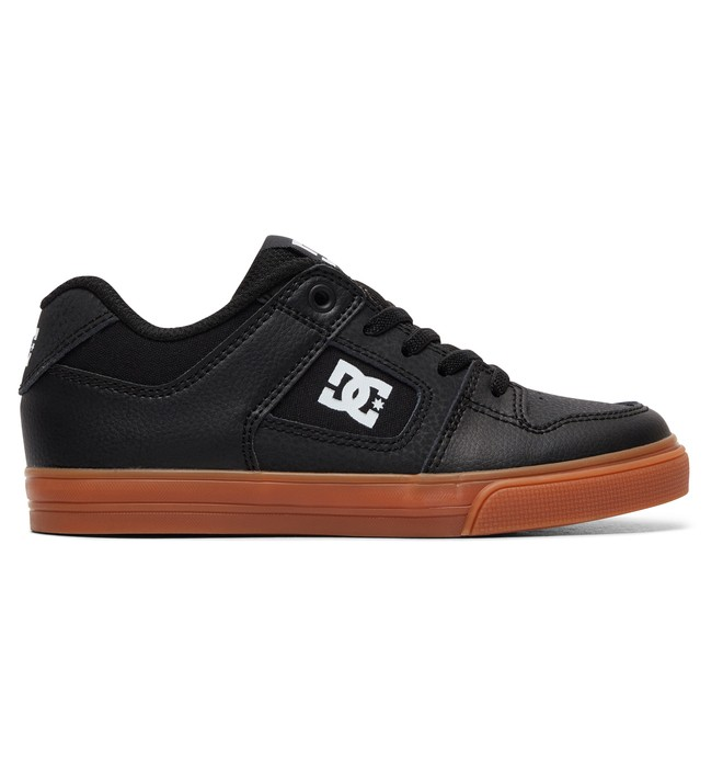 0 Pure Elastic - Shoes for Boys Black ADBS300256 DC Shoes