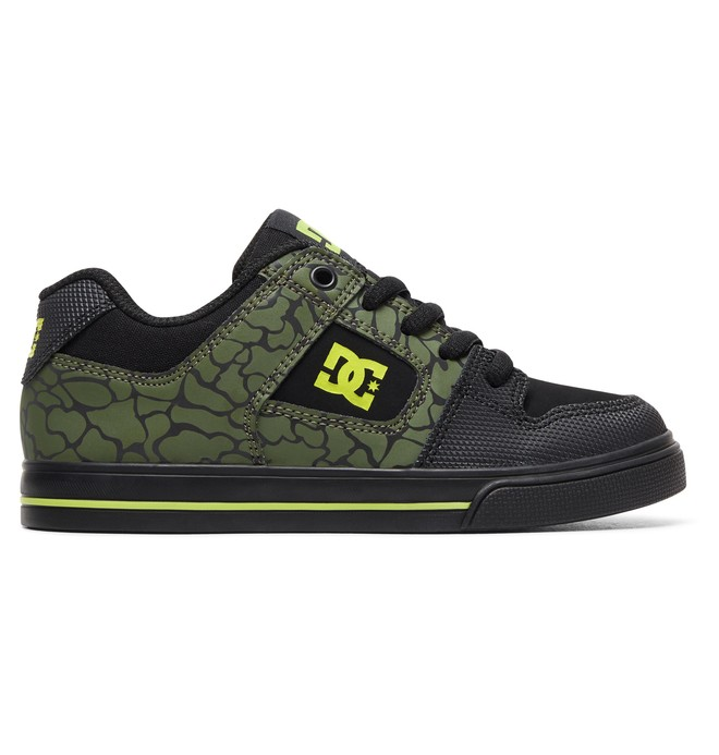 0 Boy's Pure SE Shoes Blue ADBS300258 DC Shoes