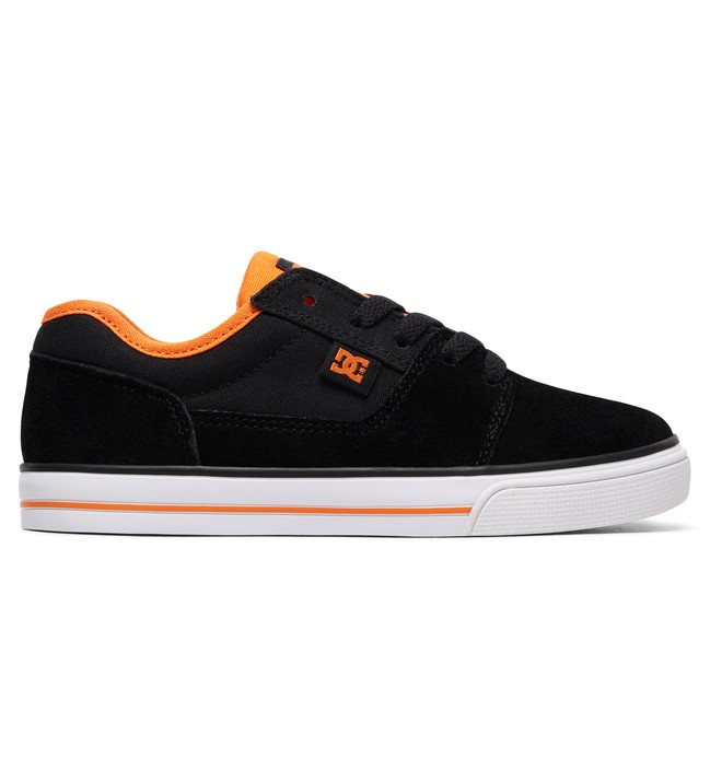 0 Boy's Tonik Shoes Black ADBS300262 DC Shoes