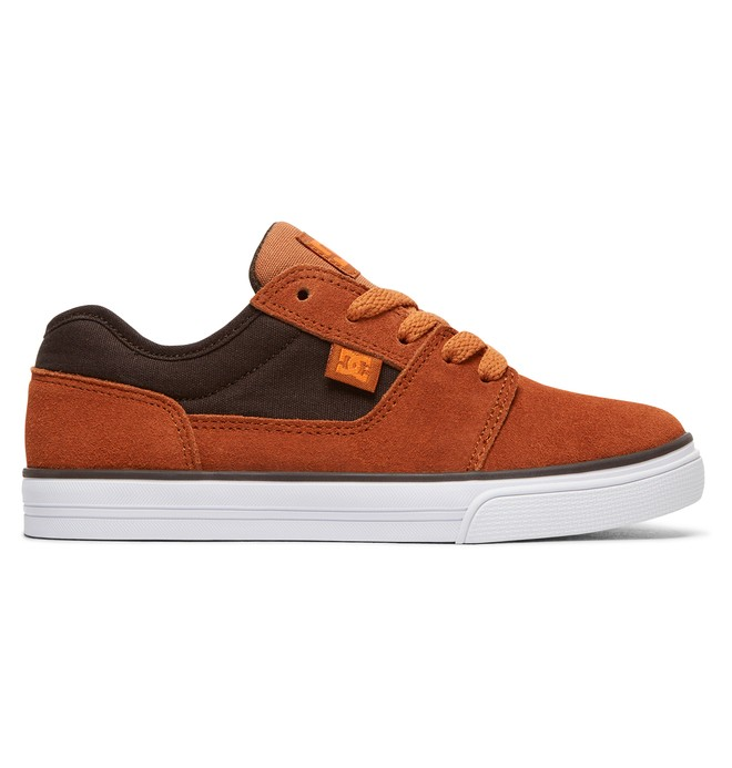 0 Tonik - Shoes for Boys Brown ADBS300262 DC Shoes