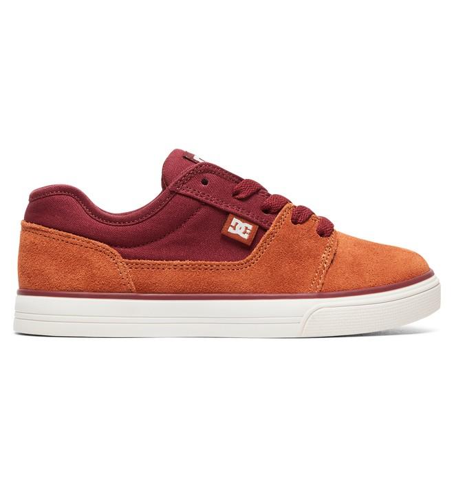0 Boy's 8-16 Tonik Shoes Red ADBS300262 DC Shoes