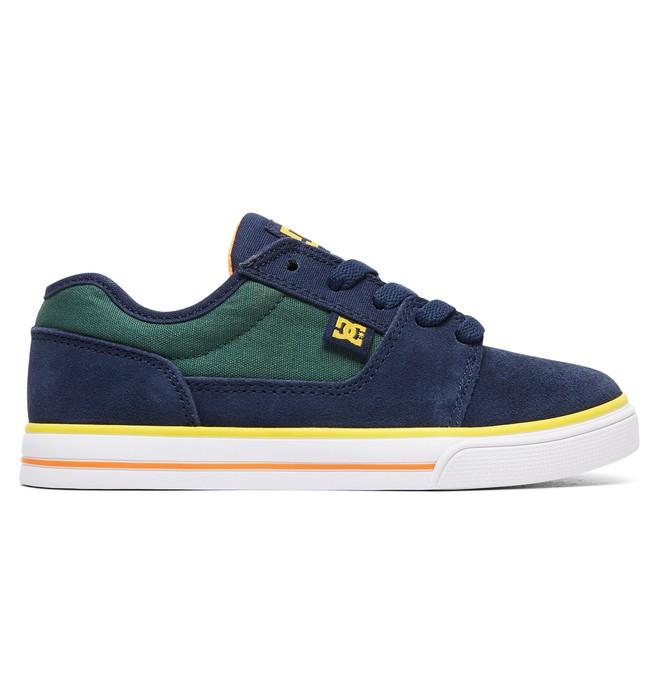 0 Boy's 8-16 Tonik Shoes Grey ADBS300262 DC Shoes