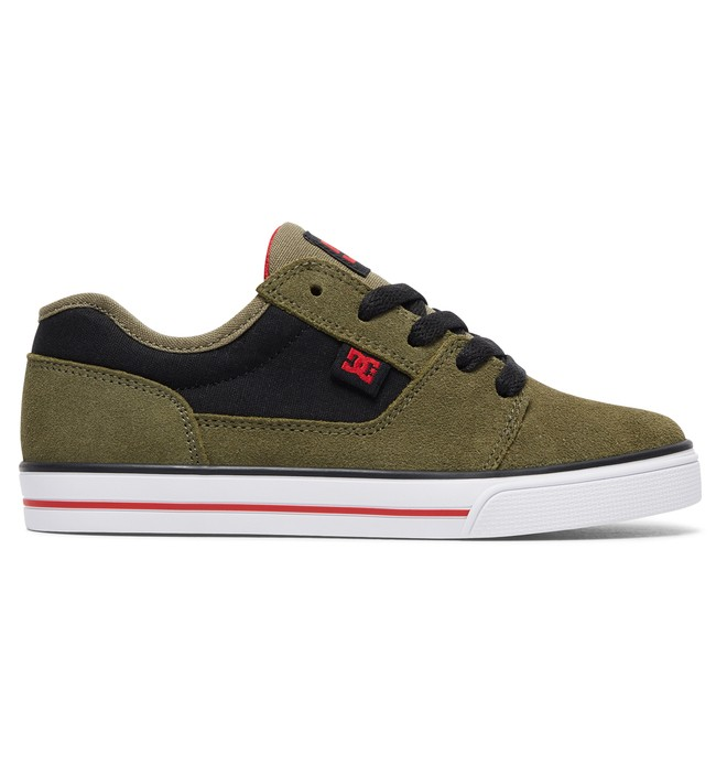 0 Tonik - Baskets Vert ADBS300262 DC Shoes