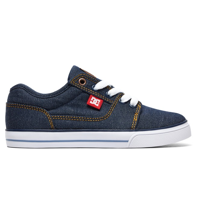 0 Boy's 8-16 Tonik TX SE Shoes Green ADBS300263 DC Shoes