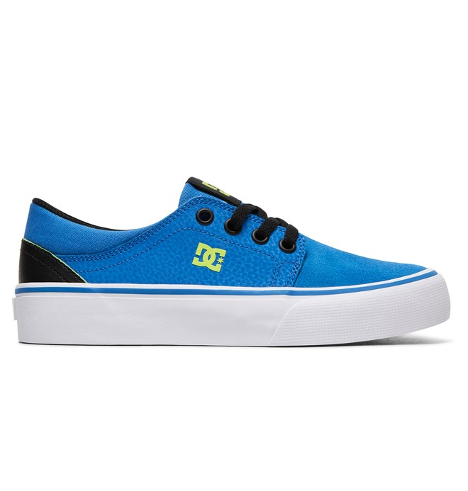 0 Trase SE - Shoes for Boys Blue ADBS300264 DC Shoes