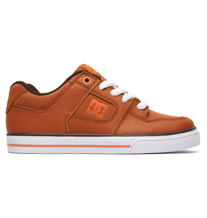 0 Pure - Baskets Marron ADBS300267 DC Shoes