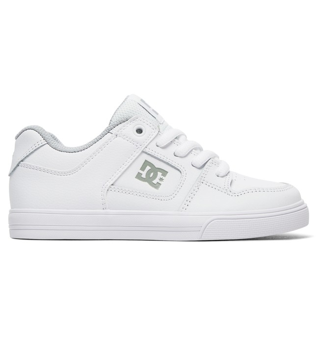 0 Pure - Shoes White ADBS300267 DC Shoes