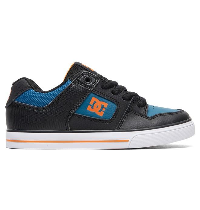 0 Boy's 8-16 Pure Shoes Black ADBS300267 DC Shoes