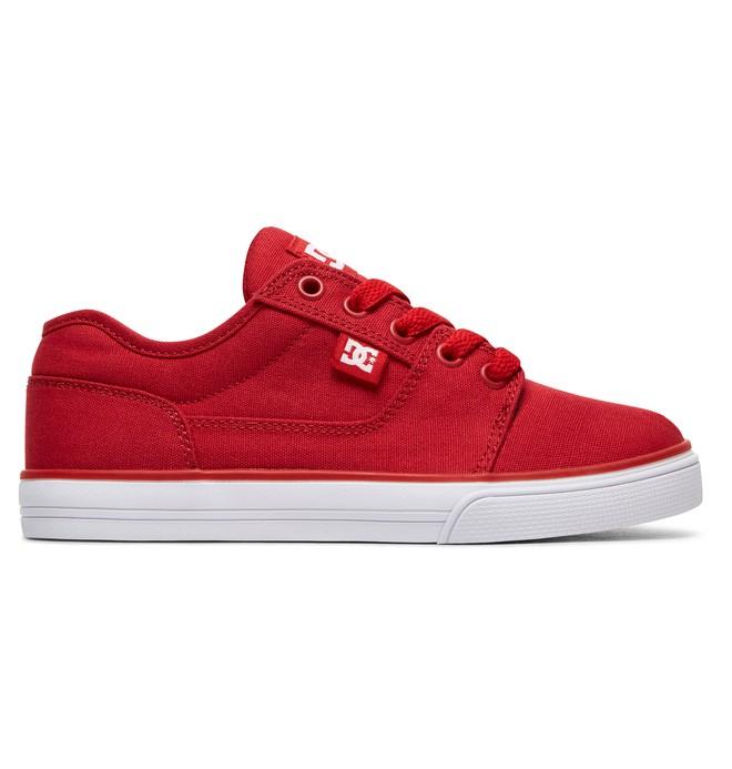 0 Tonik TX - Chaussures pour Garçon Rouge ADBS300271 DC Shoes