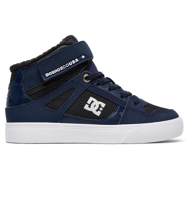 0 Kid's Spartan High WNT EV High Top Shoes  ADBS300274 DC Shoes