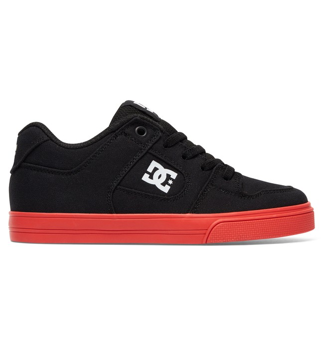 0 Kid's Pure Elastic TX Shoes  ADBS300276 DC Shoes