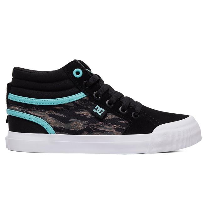 0 Evan Hi SP - Zapatillas de bota alta para Chicos Negro ADBS300278 DC Shoes