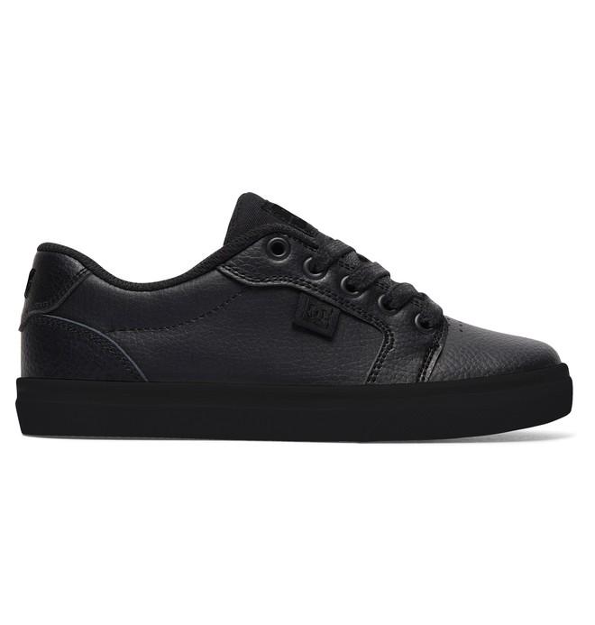 0 Boy's 8-16 Anvil SE Shoes  ADBS300279 DC Shoes