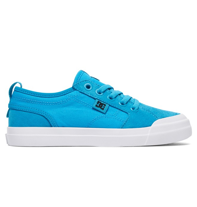 0 Kid's Evan Shoes Blue ADBS300290 DC Shoes