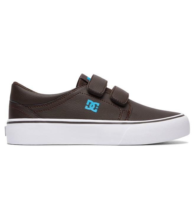 0 Boy's 8-16 Trase V SE Shoes  ADBS300292 DC Shoes