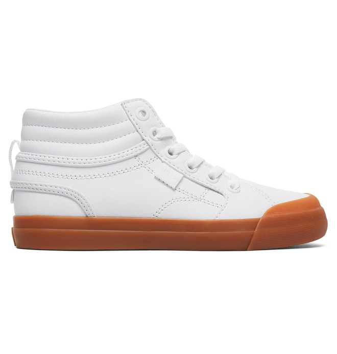 0 EVAN HI SE ZIP Blanco ADBS300307 DC Shoes