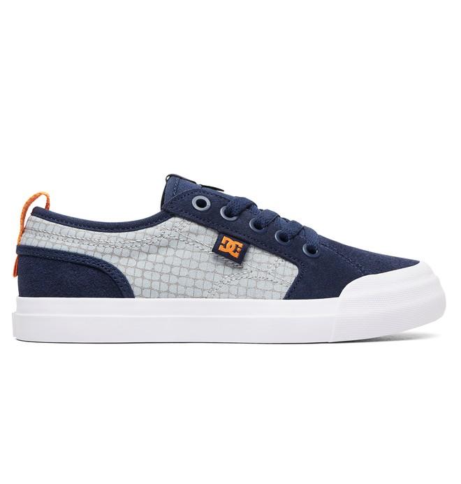 0 Boy's 8-16 Evan SE Shoes Blue ADBS300315 DC Shoes