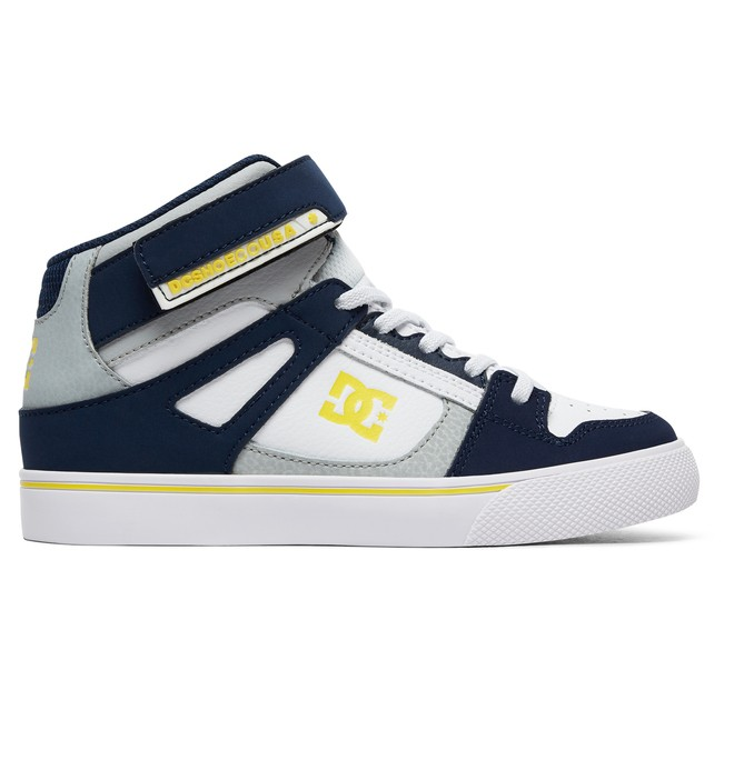 0 Pure - High-Top Shoes Blue ADBS300324 DC Shoes