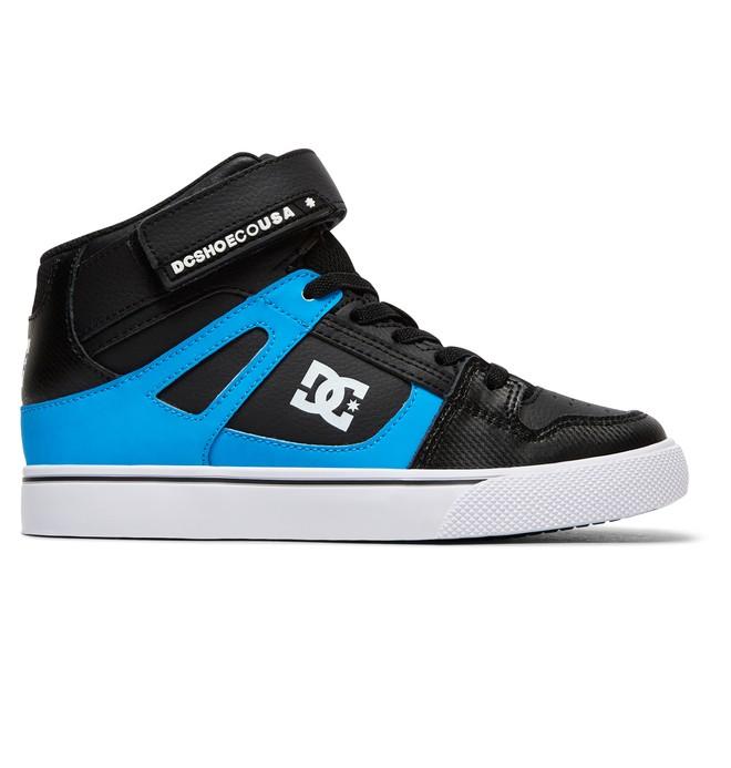 0 Boy's 8-16 Pure HT SE High-Top Shoes Multicolor ADBS300325 DC Shoes