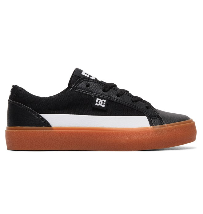 0 Boy's 8-16 Lynnfield Shoes Black ADBS300337 DC Shoes
