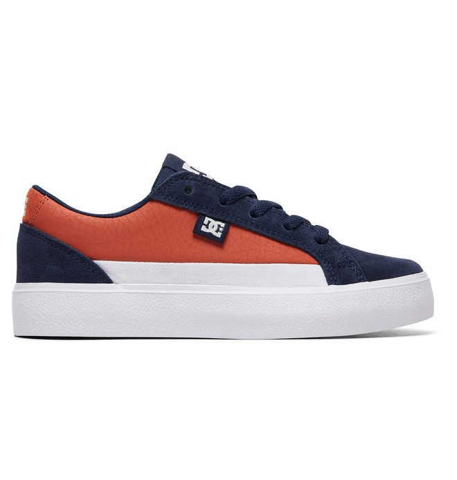 0 Boy's 8-16 Lynnfield Shoes Blue ADBS300337 DC Shoes