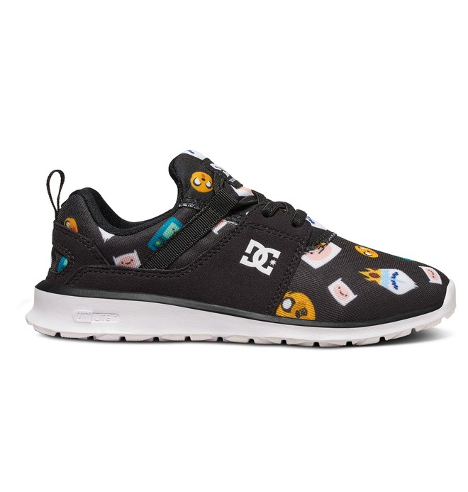 0 Kid's 4-7 Heathrow X AT Shoes  ADBS700044 DC Shoes
