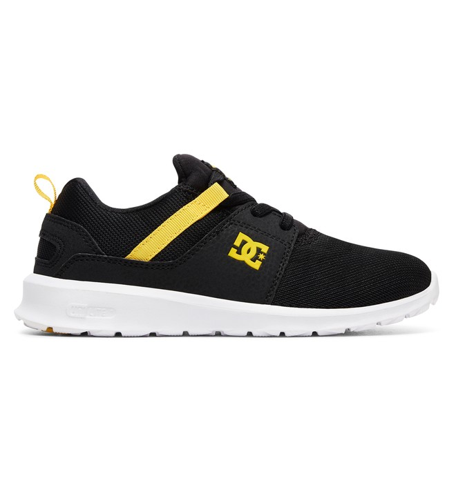 0 Boy's 8-16 Heathrow Shoes Black ADBS700047 DC Shoes