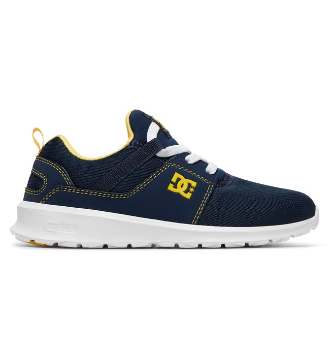 0 Boy's Heathrow Shoes Blue ADBS700047 DC Shoes