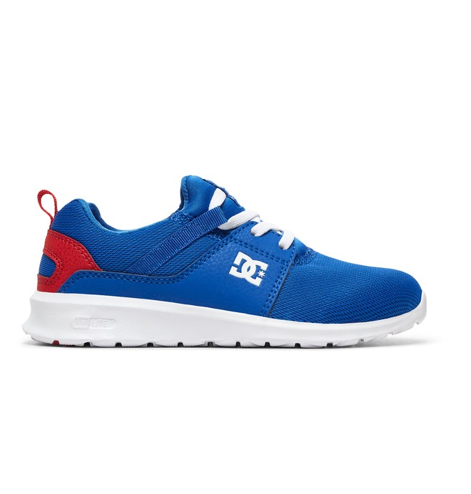 0 Boy's 8-16 Heathrow Shoes Blue ADBS700047 DC Shoes
