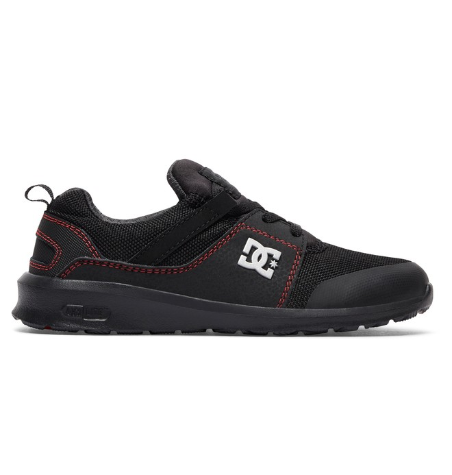 0 Heathrow Prestige - Scarpe Black ADBS700048 DC Shoes