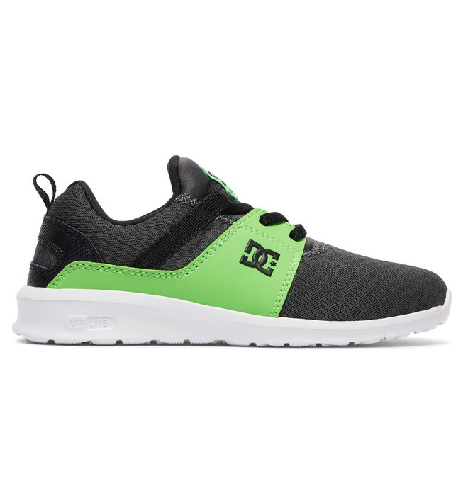 0 Kid's Heathrow SE Shoes Green ADBS700049 DC Shoes