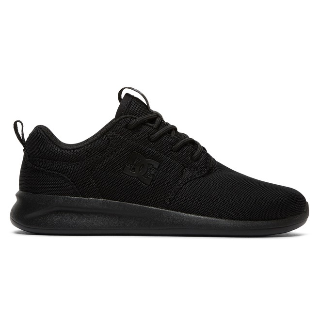 0 Midway - Shoes Black ADBS700054 DC Shoes