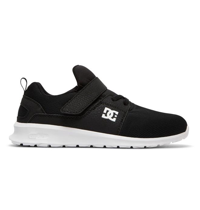 Zapatos Mujer Dc Heathrow Se Negro-Negro (Eu 36 / Us 5 , Negro)