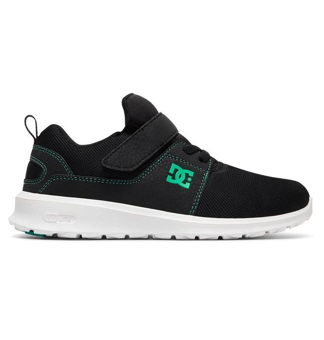 0 Niños Zapatos EV Heathrow Negro ADBS700061 DC Shoes